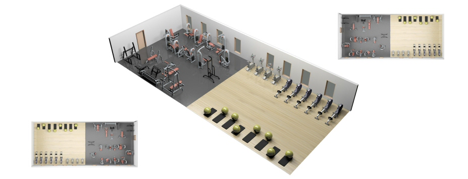 Commercial Gyms In South Africa Holistic Gym Systems
