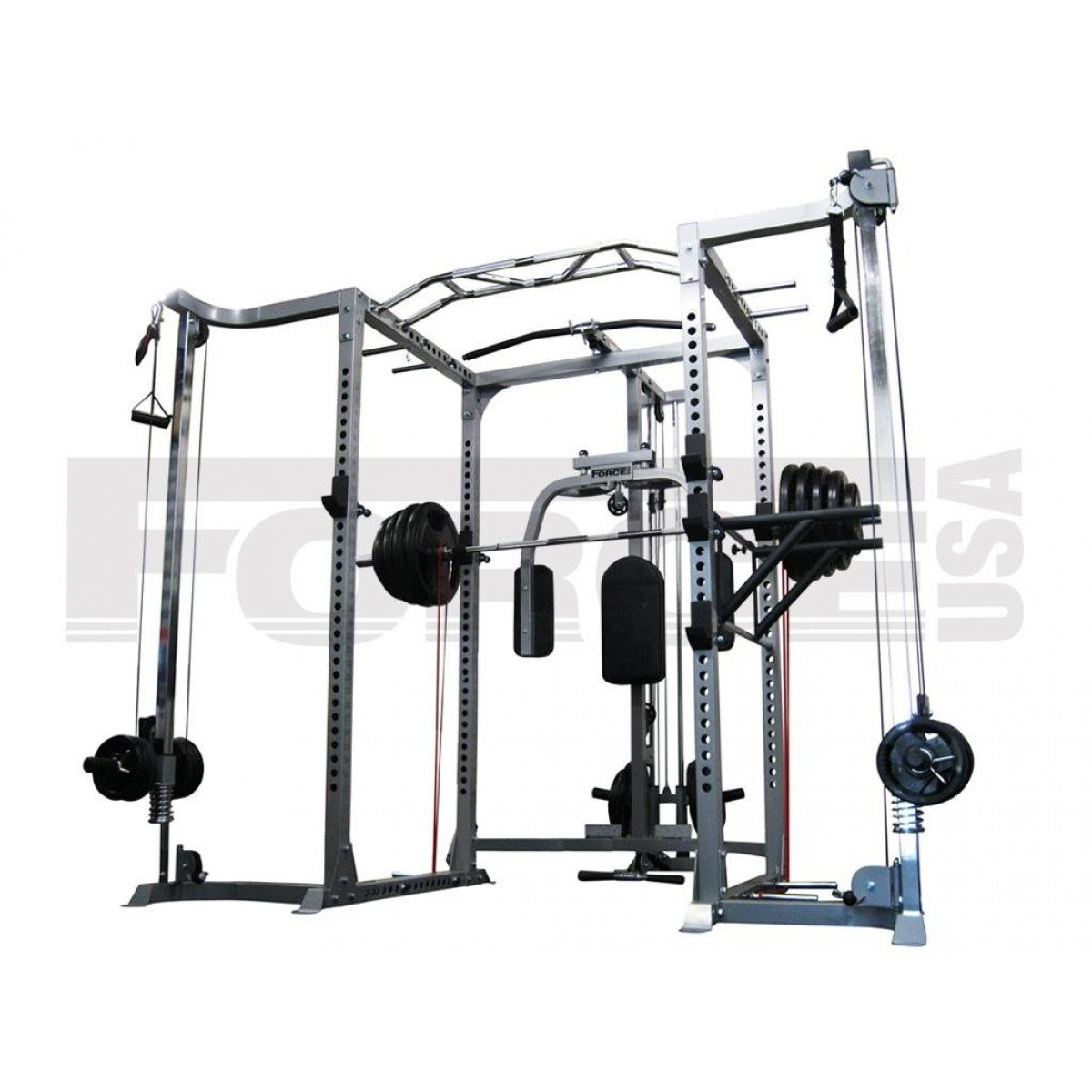 exercise cable machine attachments