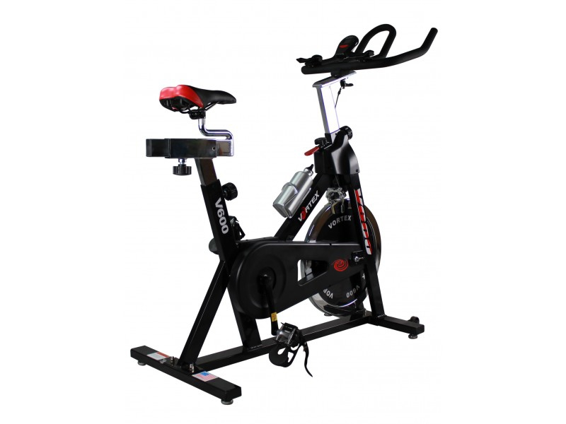 Vortex v6 home spin bike holistic gym systems for Bingo cabin 120 free spins