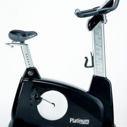Tunturi Platinum Commercial Upright Exercise Bike