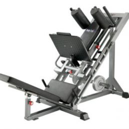 Leg Press Hack Squat