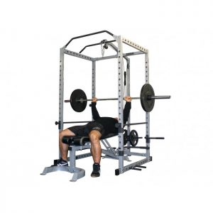 Bench Press and Power Rack