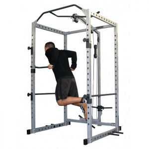 Dips and Power Rack
